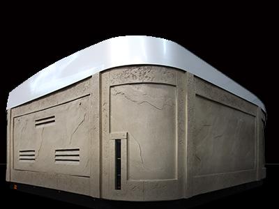Luxury Slate Cabinets